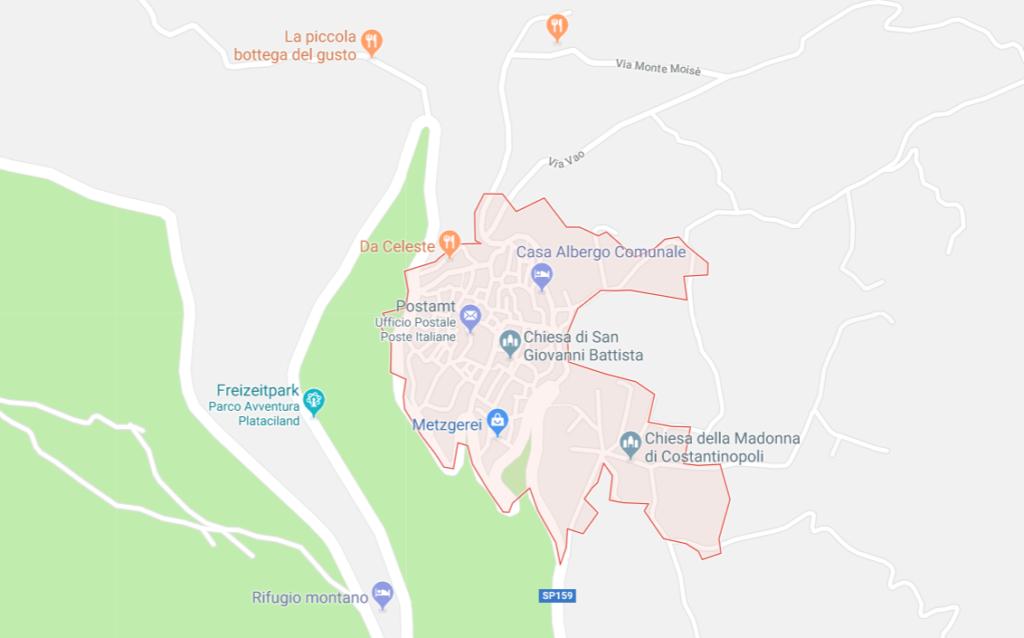 Contrada Montagnola - 87070 Plataci, Cosenza