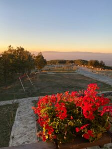 View outside of Rifugio